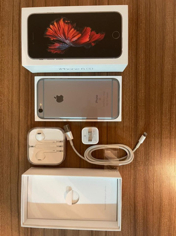 Apple iPhone 6s 64GB Seminovo