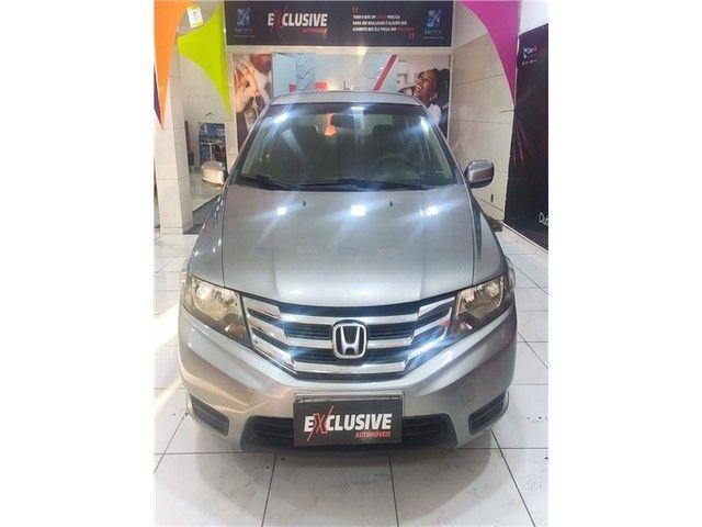 Honda City 2013 1.5 lx 16v flex 4p automático - Foto 2