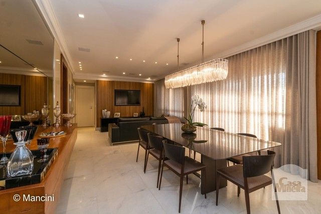 Apartamento à venda com 4 dormitórios em Belvedere, Belo horizonte cod:319101 - Foto 9