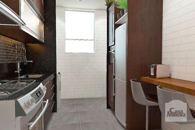 Apartamento à venda com 2 dormitórios em Alto caiçaras, Belo horizonte cod:317092 - Foto 3
