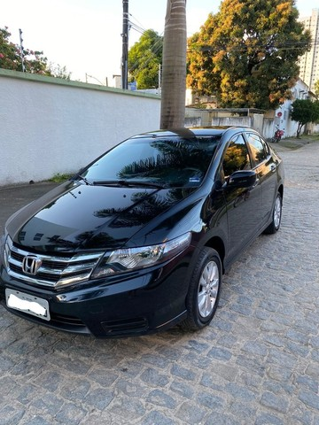 Honda City LX 1.5 Automático 2013 - Foto 6