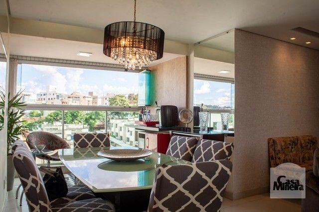 Apartamento à venda com 3 dormitórios em Santa rosa, Belo horizonte cod:280253 - Foto 4
