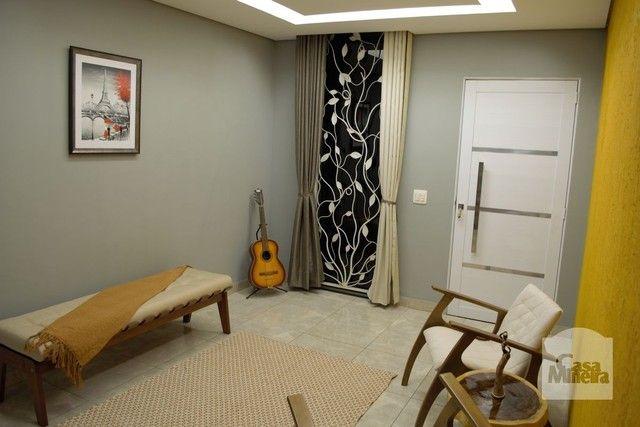 Casa à venda com 3 dormitórios em Santa mônica, Belo horizonte cod:275482 - Foto 2