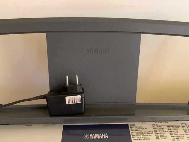 Teclado Yamaha COMPLETO - Foto 4