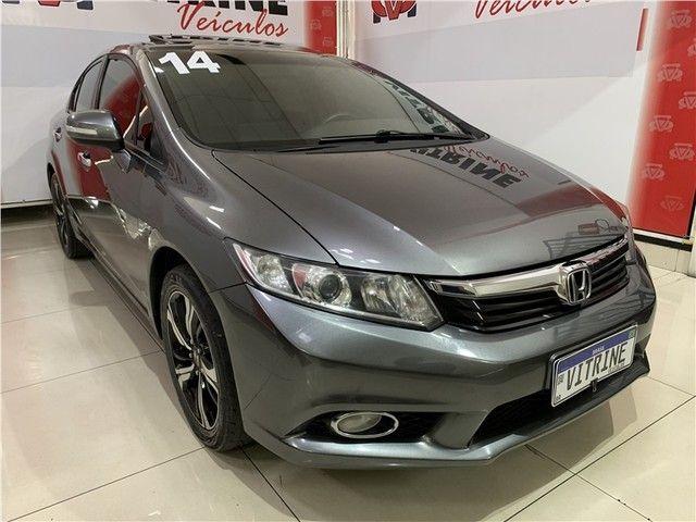 Honda Civic 2014 2.0 exr 16v flex 4p automático - Foto 2