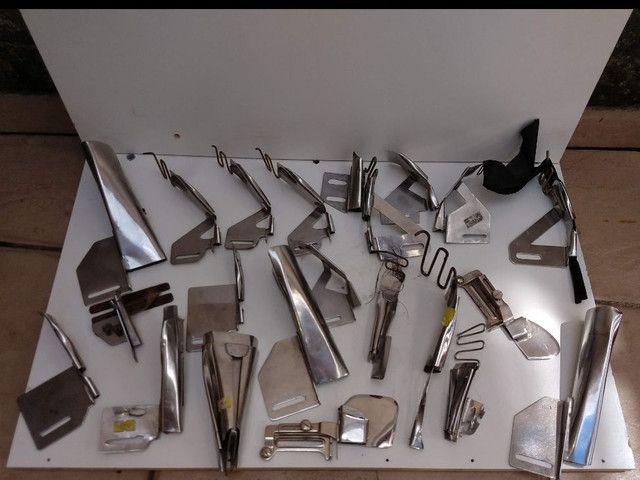 Kit 18 adaptadores para máquina de costura( Negociável) - Foto 2