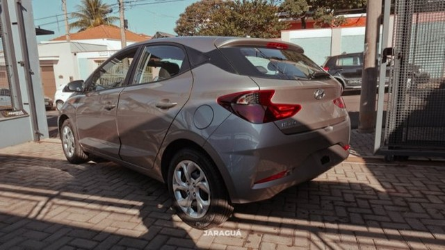 Hyundai hb20 2022 1.0 12v flex vision manual - Foto 12