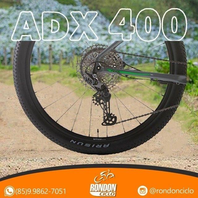 Bike Audax ADX 400 - Nova - Foto 3