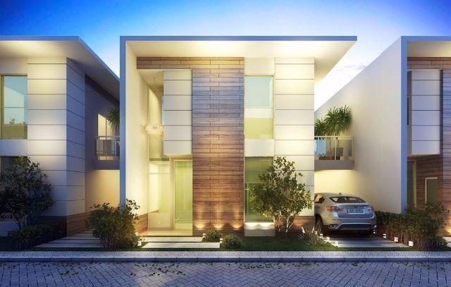 Casa em condomínio no Eusébio com 138 m²,3 suítes e 2 vagas,excelente localização