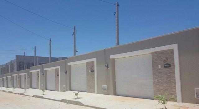 Casa no Eusébio com 110 m², 3 quartos e 2 vagas,próximo a AV Santa Cecília