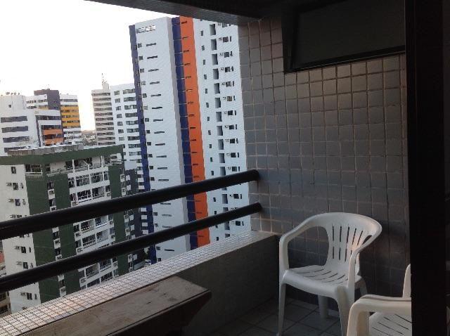 Exc. FLAT mobiliado, 2 qtos. Recife Flat em Boa Viagem