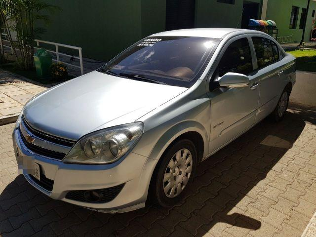 Chevrolet Vectra 2.0 expression 2010/2011
