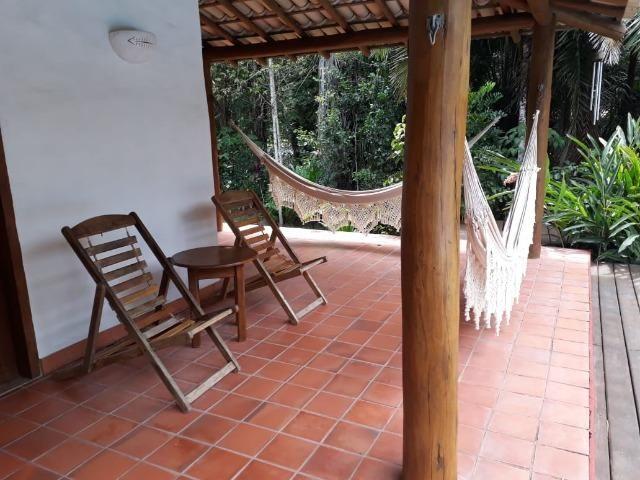 RE/MAX Safira aluga casa para temporada em área de preservação, em Trancoso - BA - Foto 7