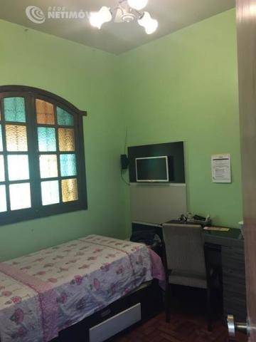 Casa à venda com 5 dormitórios em Caiçaras, Belo horizonte cod:546542 - Foto 5