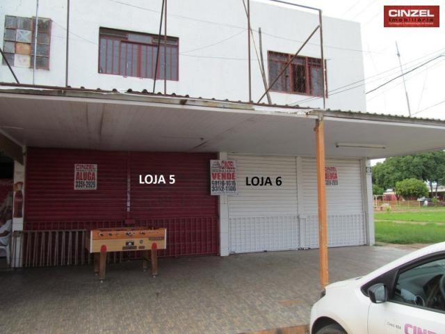 Loja comercial à venda em Taguatinga norte - eqnl 21/23 bloco a, Taguatinga cod:LJ00016
