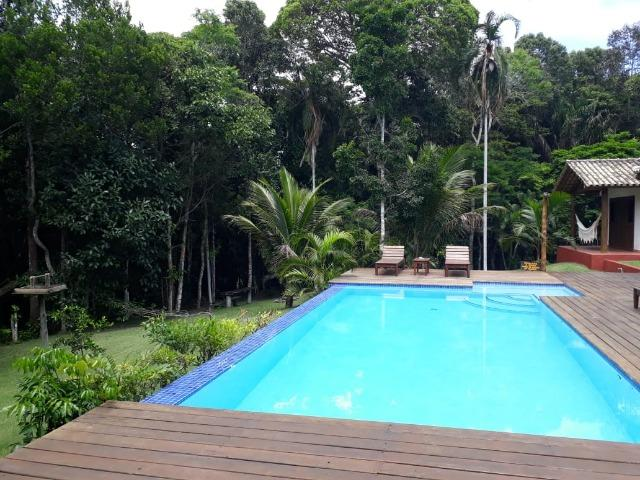 RE/MAX Safira aluga casa para temporada em área de preservação, em Trancoso - BA - Foto 6