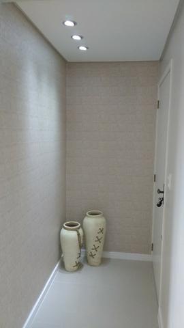 Excelente Apto, ültimo andar, peças amplas, ótimo p/ adequação dos móveis, semi-mobiliado - Foto 8
