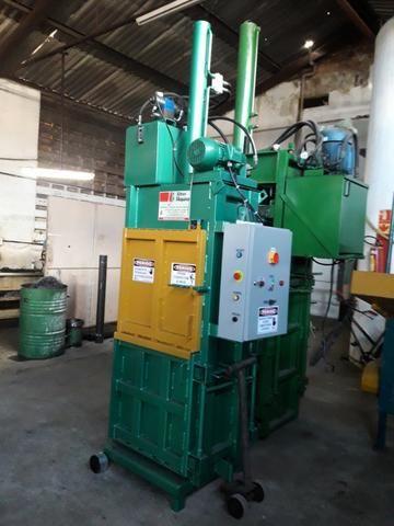 Prensa Enfardadeira Hidráulica Vertical - Produtos para Reciclagem em Geral - Foto 5