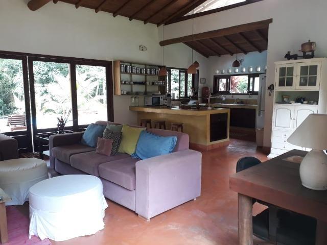 RE/MAX Safira aluga casa para temporada em área de preservação, em Trancoso - BA - Foto 9