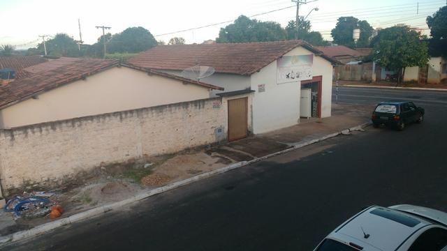 Área de esquina no Centro de Gurupi