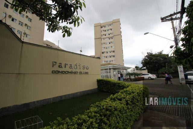 Apartamento 2 quartos/suite - Condomínio Paradiso