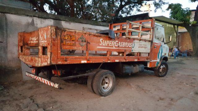 Carroceria Para Transporte De Gas