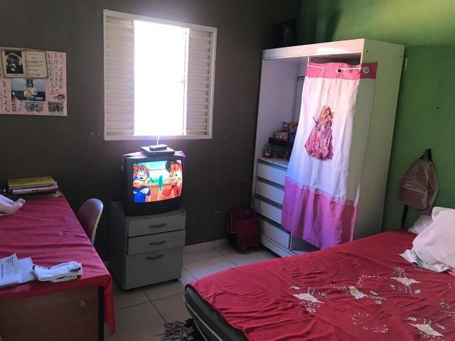Casa 02 quartos lote 250m2 130mil arapoanga DF - Foto 5