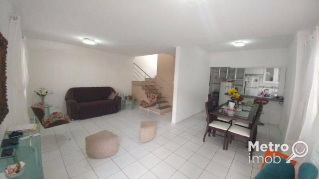 Casa de condomínio à venda com 3 dormitórios em Araçagy, São josé de ribamar cod:CA0018