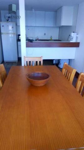 Ondina Apart - Apartamento com 3 dormitórios para alugar, 120 m² por R$ 3.024/mês - Ondina - Foto 16