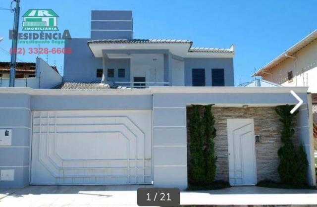 Sobrado residencial à venda, Vila Santa Isabel, Anápolis.