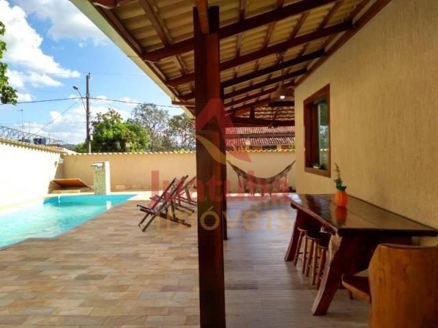 Casa residencial aconchegante com área gourmet disponível para venda em juatuba | juatuba  - Foto 10