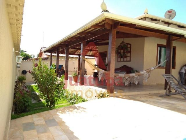 Casa residencial aconchegante com área gourmet disponível para venda em juatuba | juatuba  - Foto 4