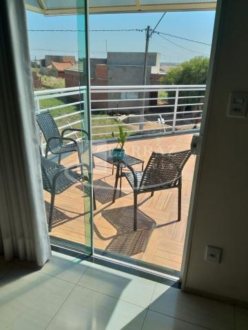 Lindo sobrado para venda em matão no cidade jardim, 2 suites, varanda gourmet e piscina em - Foto 3