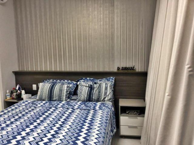 Apartamento com 1 dormitório à venda, 44 m² por r$ 350.000 - caminho das árvores - salvado - Foto 3