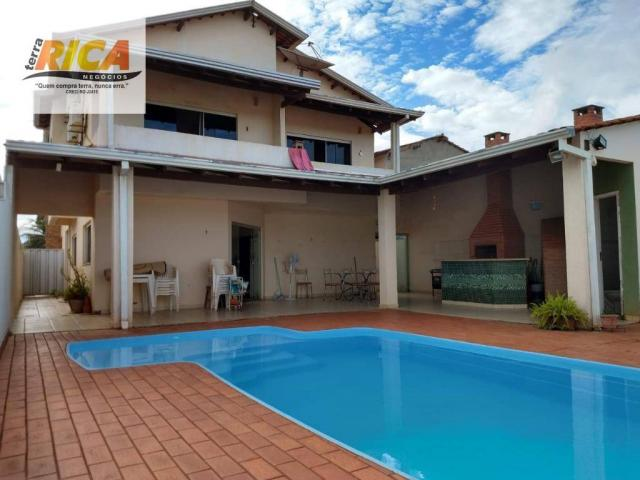 Casa c/ 4 quartos Estilo Sobrado à venda no Condomínio Mediterrâneo - Foto 2