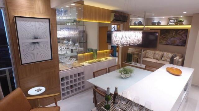 Villagio Calábria- 57 e 77mts² Alto Padrão/Gerencial/Varanda Gourmet