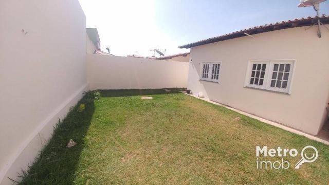 Casa de condomínio para alugar com 3 dormitórios em Olho d água, São luís cod:CA0125