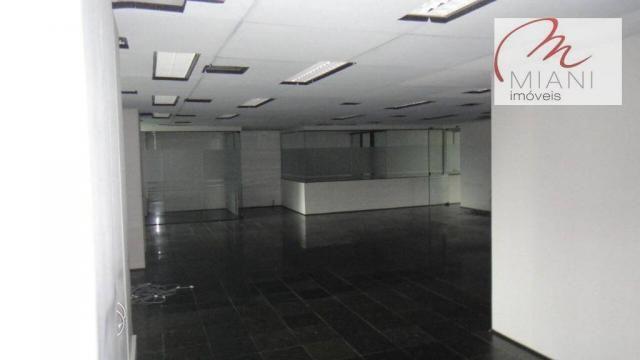 Salão comercial para locação, cidade monções, são paulo. - Foto 16