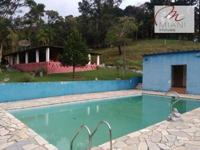 Chácara residencial à venda, Jardim das Palmeiras, Juquitiba. - Foto 19