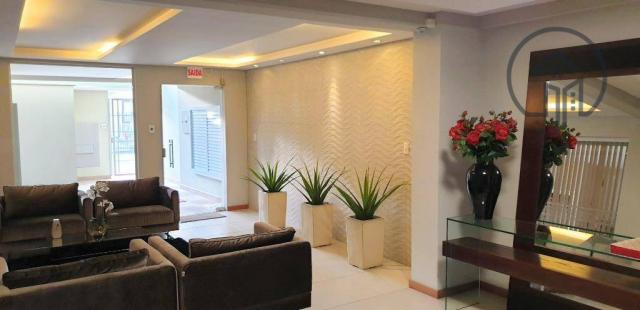 Apartamento com 1 suíte e 01 dormitório à venda por R$ 350.000 - Centro - Jaraguá do Sul/S - Foto 6