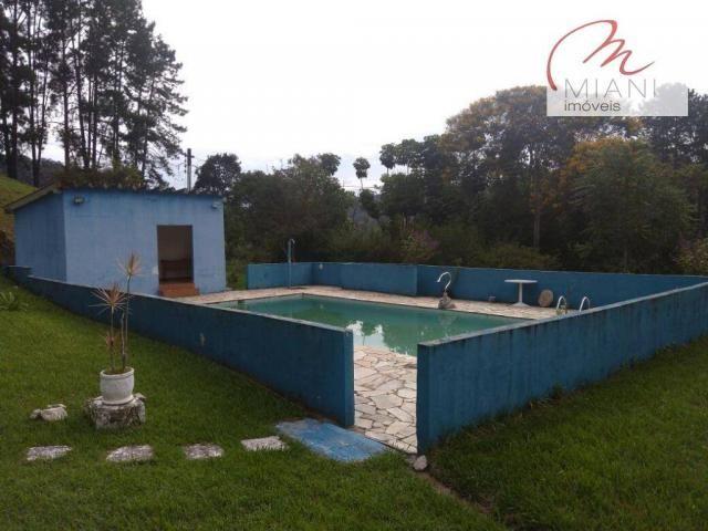 Chácara residencial à venda, Jardim das Palmeiras, Juquitiba. - Foto 18