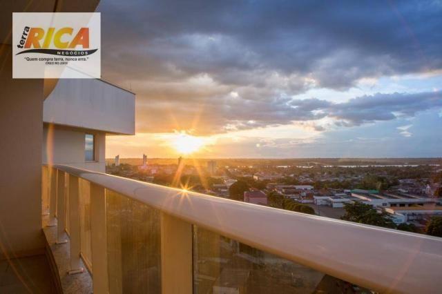 Apartamento no Hotel Slaviero à venda no bairro São João Bosco - Porto Velho/RO