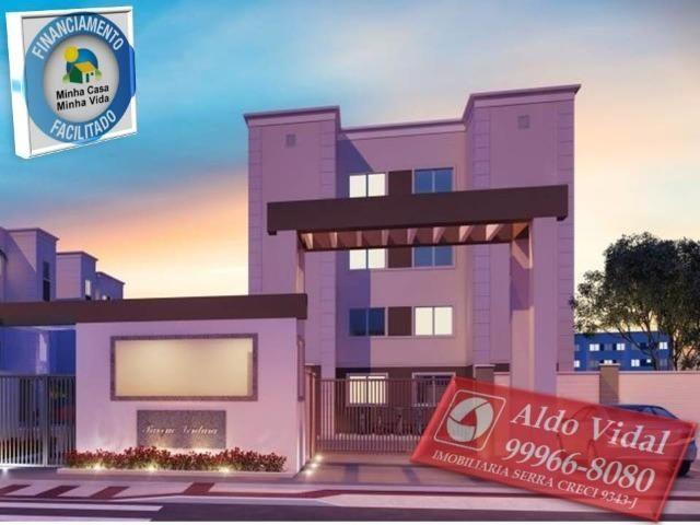 ARV55- Apartamento 01 Qrto P.N.E + E.L.E.V.A.D.O.R + Entrada Facilitada. - Foto 5