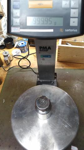 Balança Sartorius PMA 7501. 7500g x 0.05g - Foto 4