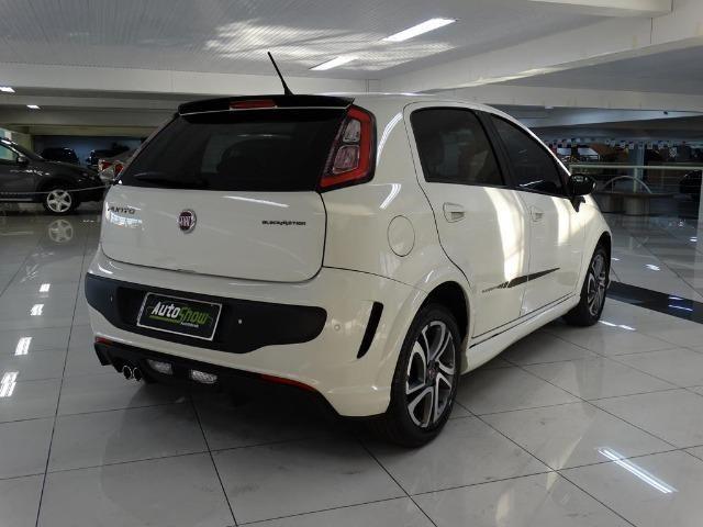 Fiat Punto Blackmotion 1.8 Flex Automático Branco - Foto 4