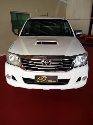Toyota hilux 2012 3.0 srv top 4x4 cd 16v turbo intercooler diesel 4p automÁtico - Foto 2