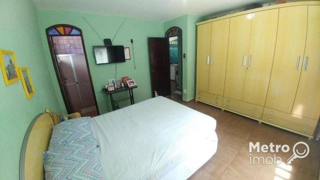 Casa de Conjunto com 3 dormitórios à venda, 141 m² por R$ 330.000 - Vinhais - São Luís/MA - Foto 9