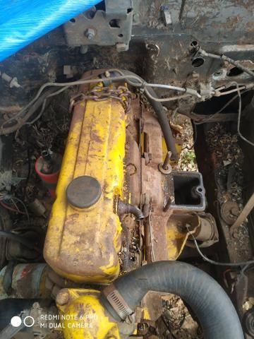 Motor 4cilindros alcool opala caravan - Foto 2