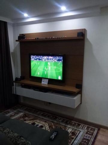 Apartamento com 3 dormitórios à venda, 69 m² por r$ 440.000 - vila humaitá - santo andré/s - Foto 2