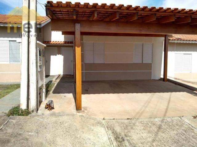 Casa com 2 dormitórios à venda, 45 m² por R$ 180.000,00 - Condomínio Vale do Ribeira - Pre - Foto 8